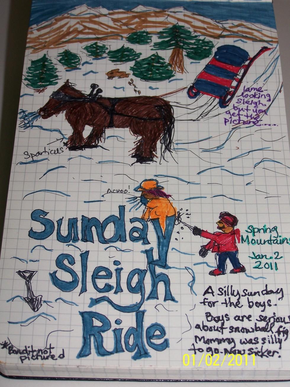 Sundaysleighride