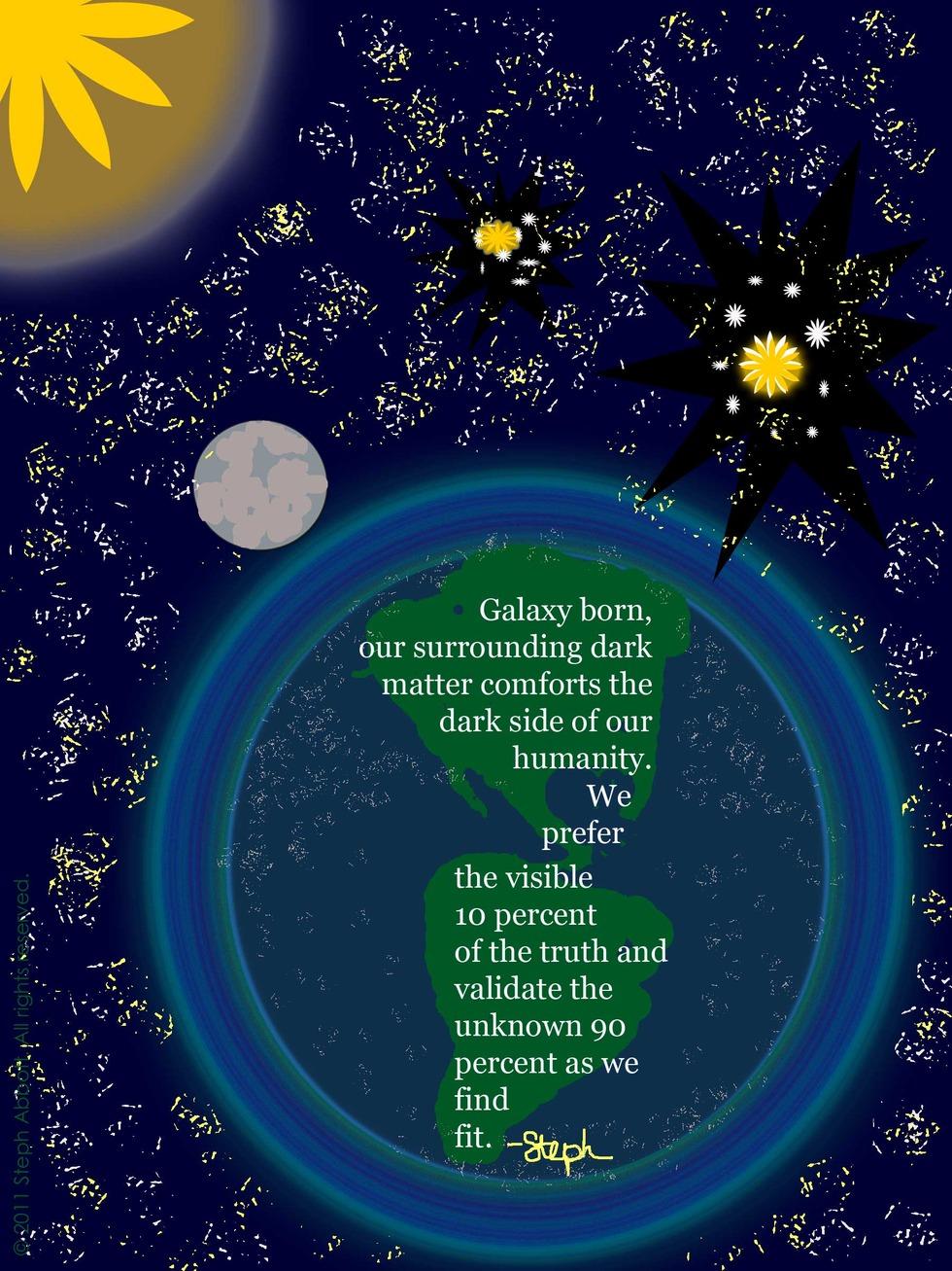 Galaxy-born