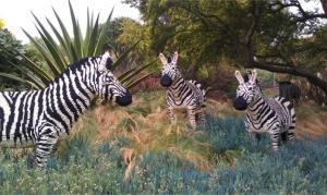 Lego Zebras