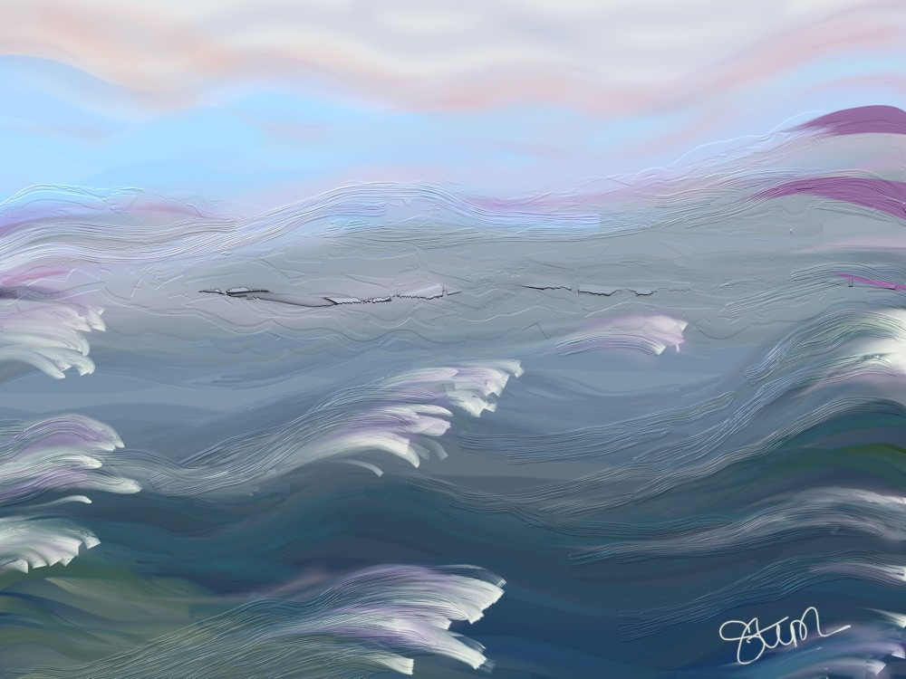 Waves-at-Dusk-by-Steph-Abbott